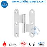 나무로 되는 문 (DDSS019)를 위한 상업적인 둥근 구석 H 경첩