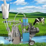 牛ヒツジのヤギの携帯用真空ポンプ搾り出す機械(WSNN)