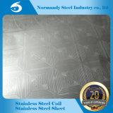 304 plaque de feuille d'acier inoxydable du Ba Hr/Cr pour la pièce d'auto