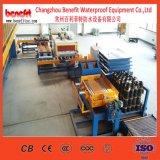 Sbs/APP битума водонепроницаемые мембраны производственной линии/водонепроницаемые мембраны машины