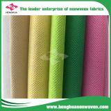 Рулон ткани 100% Nonwoven ткани полипропилена 2017 PP высокого качества водоустойчивый