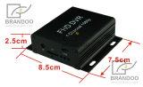 車のブラックボックス移動式DVR 1080P 1CHのビデオレコーダー