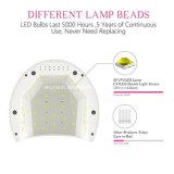 Haltbare niedrige UVnagel-Lampe des Preis-48W Sun2 für Hand Using