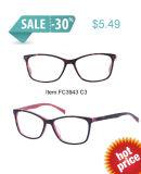 Het modieuze Goede Frame Eyewear van het Metaal van het Ontwerp