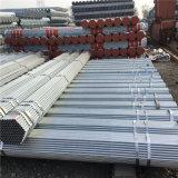 Standard normale Sch di conclusione ASTM A53. Tubazione d'acciaio galvanizzata 40