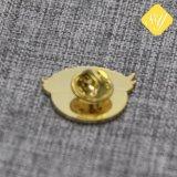 Kundenspezifisches magnetisches Namenseisen-Decklack-Metallpin-Großhandelsabzeichen