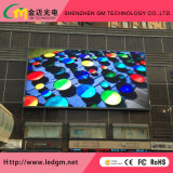 Vídeo a todo color al aire libre de la fábrica de Shenzhen que hace publicidad de la visualización de LED