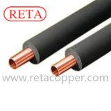 China-schwarze Isolierungs-überzogenes kupfernes Rohr