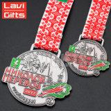 Выполненный на заказ декоративный выбитый спорт сплава цинка выгравированный балетом декоративное медаль Medallio отливки металла сувенира