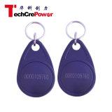 Clé Fob de proximité d'IDENTIFICATION RF du contrôle d'accès 125kHz d'Ab0016-P T5567 Smart Card