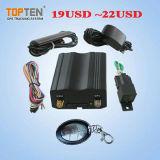 소프트웨어 플래트홈 GPS 추적자 Tk103 Tracksolid (TK103-KW)를 추적하는 GPS