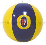 OEM-ПВХ реклама надувной мяч на пляже
