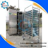 Gebrauch Restausant in der preiswerten Luft-Böe-Gefriermaschine