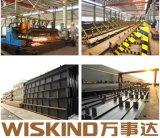 ISO 건설물자를 위한 Prefabricated 강철 구조물 건물