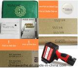Stampante di getto di inchiostro tenuta in mano di Samrt per il contenitore di scatola di marchio
