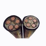 5コアマルチコアの銅のコンダクターXLPEの絶縁体の電源コード