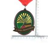 リボンが付いている卸し売り多彩なカスタマイズされた金属メダル