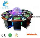 電子ビデオカジノのルーレットのゲーム・マシン