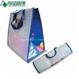 Gedruckte faltende Beutel-kundenspezifische Einkaufen-Beutel (TP-FB127) billig aufbereiten