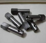 Peças fazendo à máquina do eixo helicoidal do CNC do OEM, peças de giro do CNC, peças de automóvel