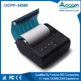 impresora de recibos térmica bluetooth con Bolsa Bolsa y cargador de coche