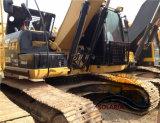 Usato ma in escavatore eccellente del cingolo del gatto 323D di condizione di lavoro da vendere
