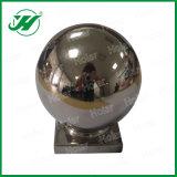 Espejo de bola de acero inoxidable pasamanos