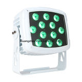 Vello LED RGBWA 5in1 impermeabiliza la luz al aire libre de la IGUALDAD (radar 12 de la pista del LED)