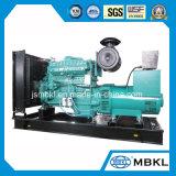 100kw/125kVA de Reeks van de generator door de Dieselmotor die van Cummins wordt aangedreven