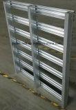 A armazenagem de paletes de aço galvanizado de logística