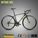 700c7005 en alliage aluminium Al Vélos de course avec fourche carbone