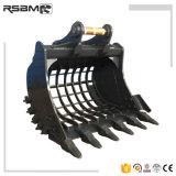 Rsbm 100*50mm doppelte Schneide-Exkavator-Rührstange-Wanne