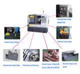 포탑 유형 소형 정밀도 CNC 선반 기계 Sp2115 GSK/Siemens/Fanuc 통제 선반