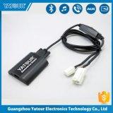 Bluetooth senza fili multifunzionale passa il giocatore di musica libero del kit +Car MP3 dell'automobile con il caricatore dell'automobile
