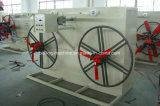 Plastik PP/PVC/PE sondert Wand gewellten weichen elektrischen Rohr-Extruder/Herstellung-Maschine aus