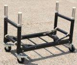 折られた足を搭載するステンレス鋼の60qtクーラー