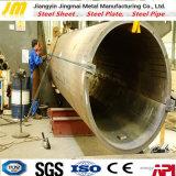 Tubo d'acciaio saldato spirale spessa del grande diametro della parete di API5l
