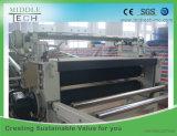 플라스틱 PE/PP/PVC/ABS/HIPS/Pet 장 & Board& 격판덮개 밀어남 또는 압출기 기계장치