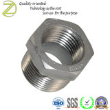 Reductor de torneado Bush del acero inoxidable de las piezas del CNC que trabaja a máquina