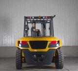 Beroemde Diesel van het Merk XCMG Nieuwe Vorkheftruck de Prijs van de Vorkheftruck van 10 Ton met Ingevoerde Motor