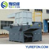 Einzelner Welle-Reißwolf-Plastikmaschine für die Wiederverwertung des Milch-Karton-Papiers