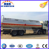 40-80 de Cbm do depósito de gasolina reboque Semi na Zâmbia