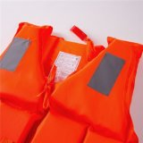 Nylon спасательный жилет 210d с пеной EPE для взрослого