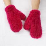 Пряжа для вязания сетки/зимние перчатки дамы/ванна массаж перчатки