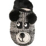 Kaschmir-Panda-Bär scherzt Innenhefterzufuhren