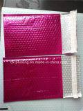 빨간 알류미늄으로 처리된 거품 부대