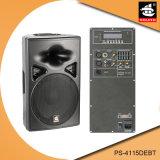 15 Zoll PRO350w Digital Ampere aktiver Plastiklautsprecher PS-4115debt USB-Ableiter-FM Bluetooth EQ