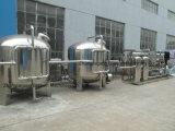 Agua pura mineral del RO del tratamiento de aguas que hace la máquina