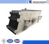 Grande capacidade peneira vibratória para redes de emalhar de mina e Pedreira