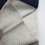 Ligados jacquard 100% poliéster textil hogar almohada Tapizados